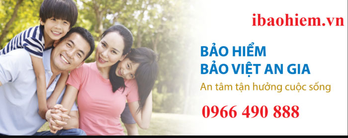 Khuyến mãi bảo hiểm Bảo Việt An Gia