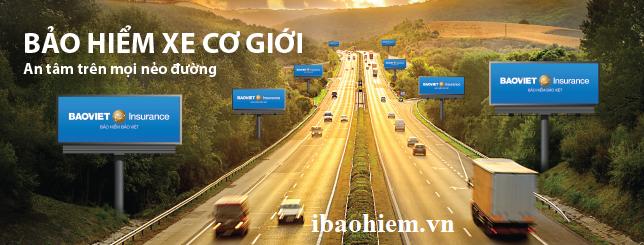 Khuyến mãi bảo hiểm vật chất xe ô tô Bảo Việt