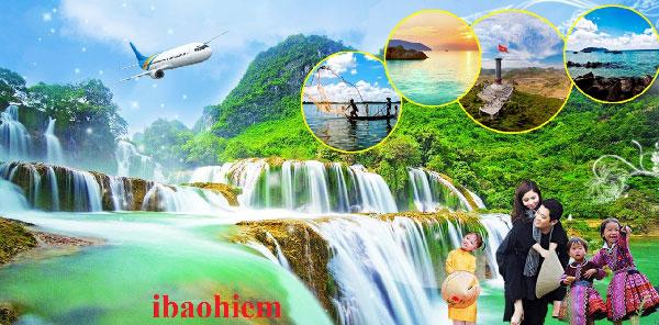 Bảo hiểm du lịch trong nước của Bảo Hiểm Bảo Việt