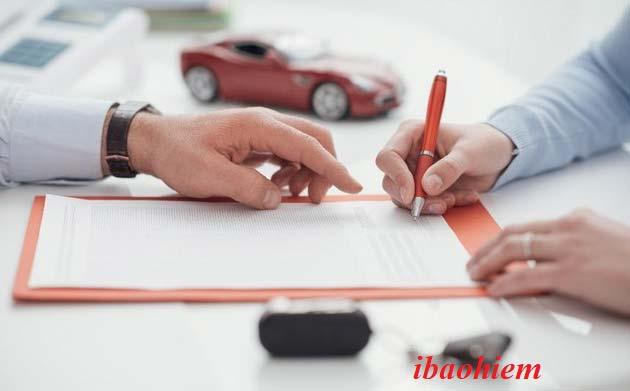 Giải quyết quyền lợi bảo hiểm xe ô tô