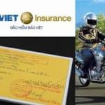 Bảo hiểm xe máy – tác dụng thực sự ít ai biết đến.