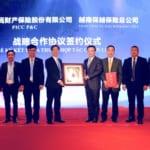 Bảo hiểm Bảo Việt kí hợp tác với bảo hiểm Trung Quốc