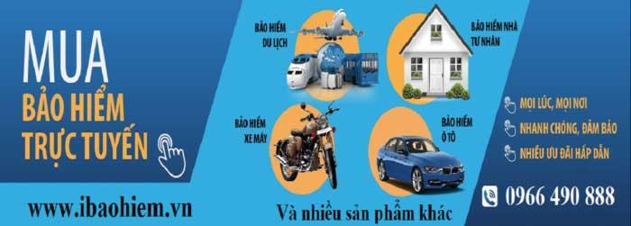 mua bảo hiểm trực tuyến online tại ibaohiem
